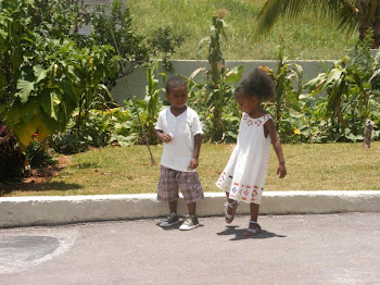 Twins In Jamaica