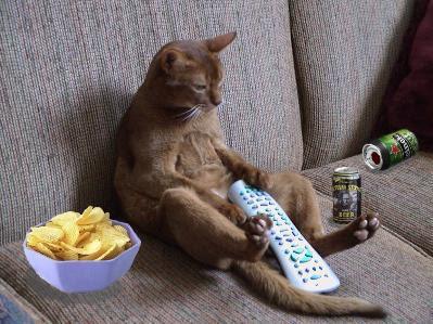 Couch potato syndrome
