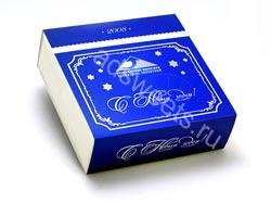 Новогодние корпоративные подарки. Конфеты с логотипом