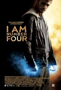I AM NUMBER FOUR FILM