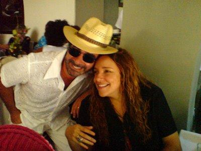 Antônio Villeroy e Ana Carolina
