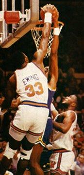 Pat Ewing vs Karl Malone