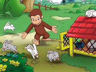 6 curious george wallpaper the curious george