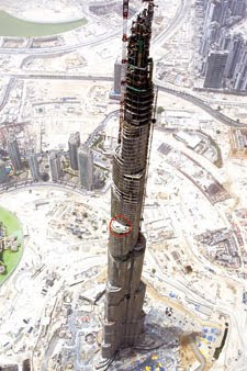 Boon Edam The Burj Dubai
