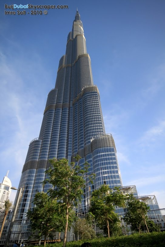 Causing Far More Vertigo than Avant-garde Burj Khalifa? Edgar Perez's The Speed Traders Workshop 2012 Dubai, January 25