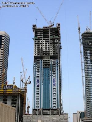 dubai towers dubai. dubai tower 2009.
