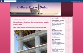 U-Bora Towers Dubai
