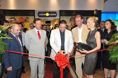 Dubai photos degrenne paris opens boutique in dubai festival city - Boutique guy degrenne paris ...