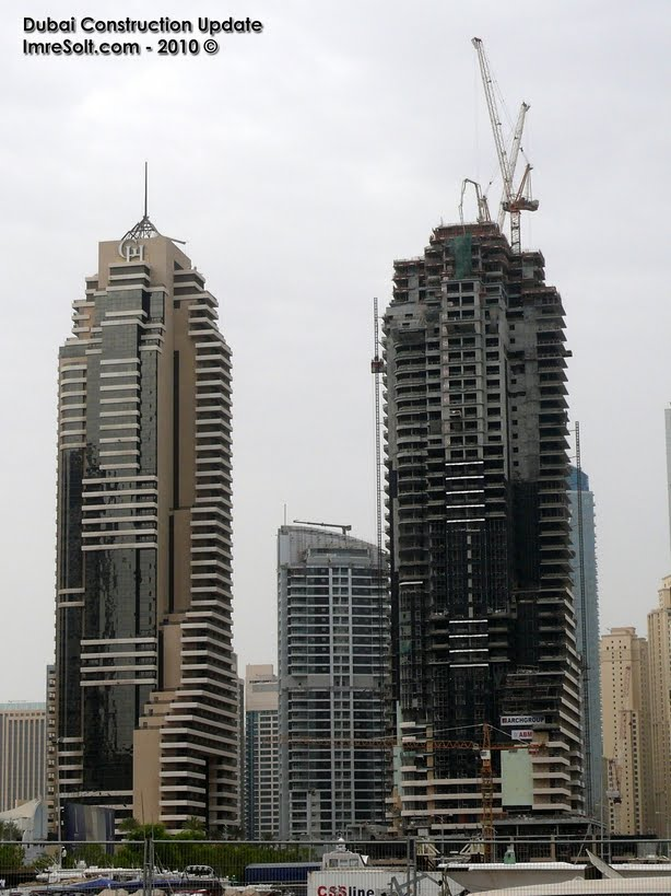construction photos, Dubai