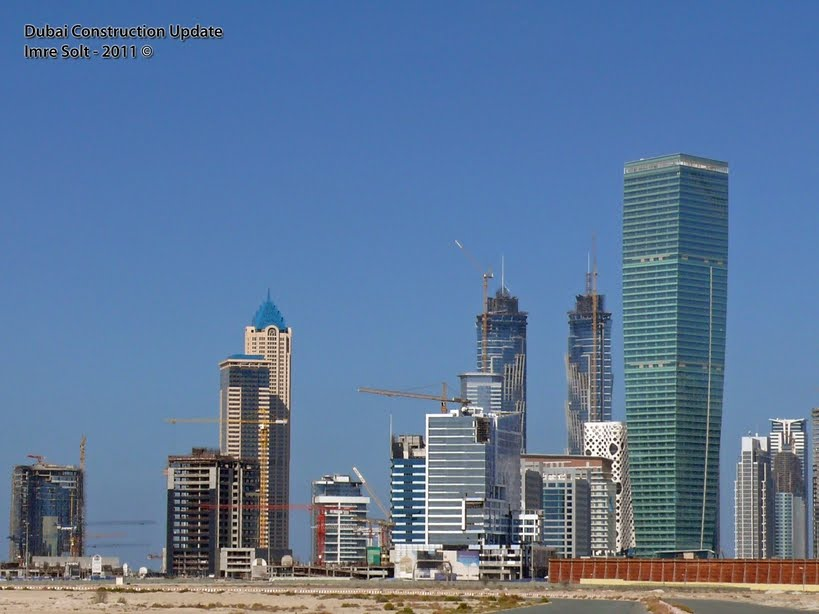 dubai tower 2011. Ubora Towers photos ,Business