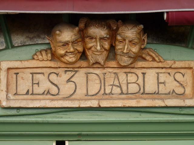 Les 3 diables nice