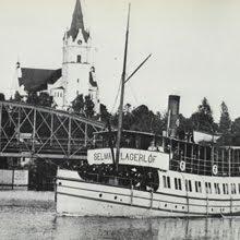 Selma Lagerlöf på Fryken