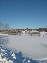 Underbar vinterdag