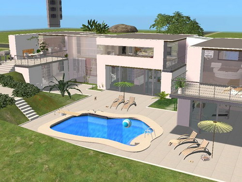 Casa do Hokai Stylist_sims_marrone_03
