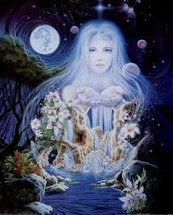 Lua Nova - Deusa Kali