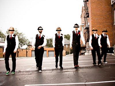Groomsmen Attire On Meanwhile The Groom Will Be Rocking It Style Tie Free And