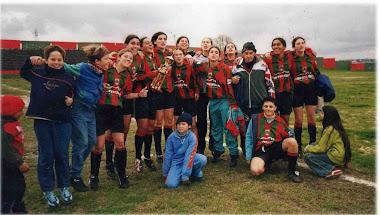 Campeonas Uruguayas  2003