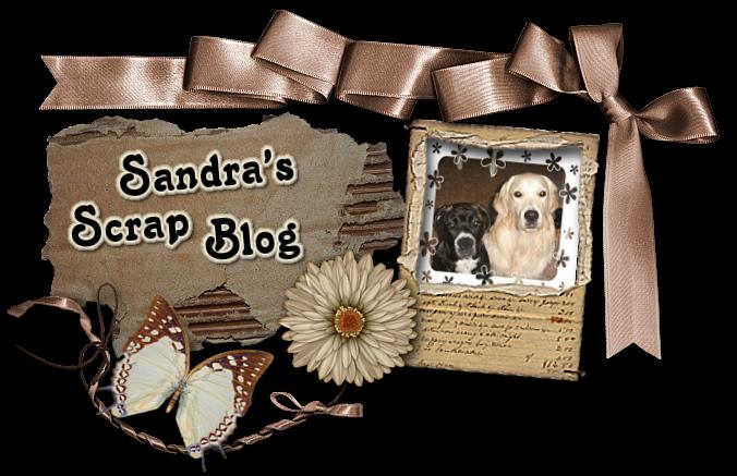Sandra's Scrap Blog