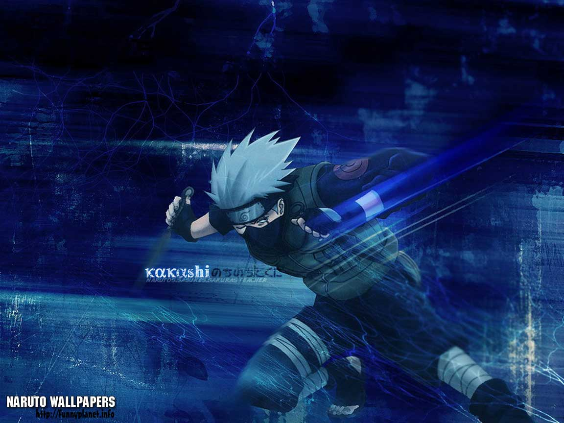 Naruto Kakashi high resolution widescreen (1152 x 864 )