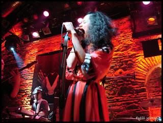 Yasemin Mori Babylon Konser Fotoğraf Eylül Yüksel