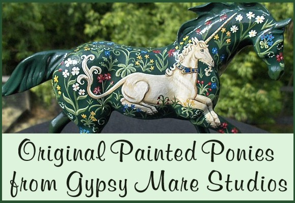Painted Ponies by Jennifer MacNeill-Traylor