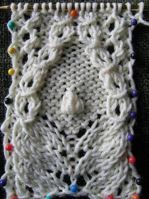 Knitting Elegance Kal Knitting Patterns Book Pattern 133