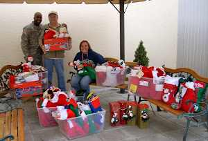 Nov 29, 2007 -- Stockings for LRMC