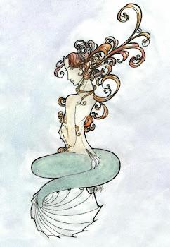Sirena de la Mart Nouveau
