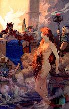 Ishtar at the gates of Hades