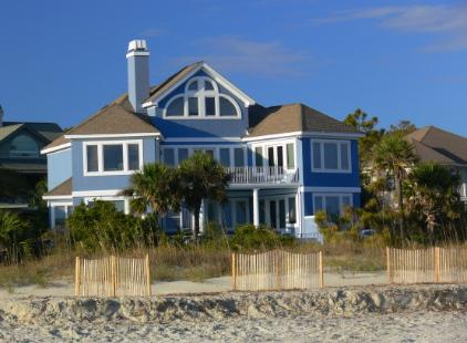 Dream Houses On The Beach
