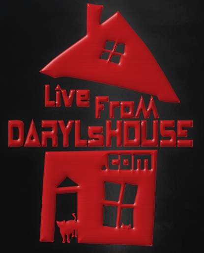 It's time for another edition of Live From Daryl's House and, for the