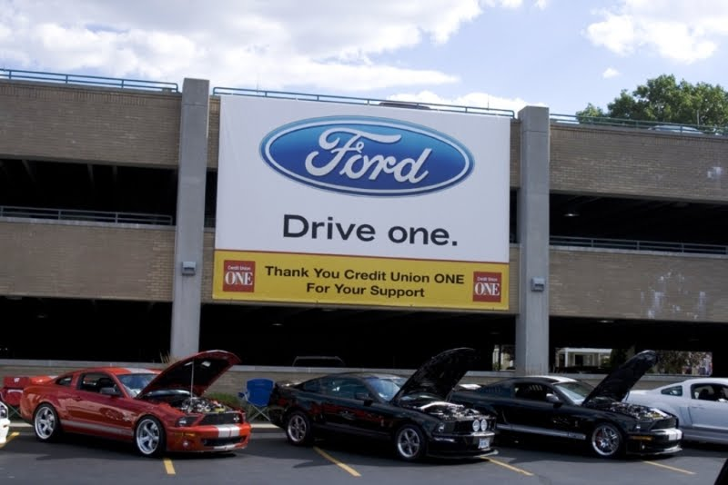 Credit union one credit union one prepares to host ford for Ford motor company credit