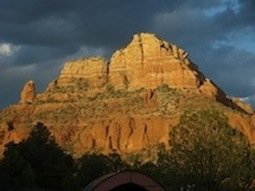 Building a Church for God's Greater Glory in Sedona AZ (1987 - 2007)