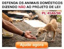 ASSINE CONTRA O PL 4548/98