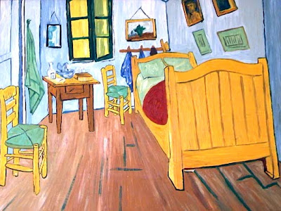 La pecora nera il favoloso mondo di vincent van gogh - La camera da letto van gogh ...