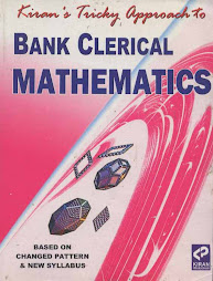 Bank Clerical Mathematics