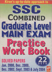 Staff Selection Commission Graduate Level Main