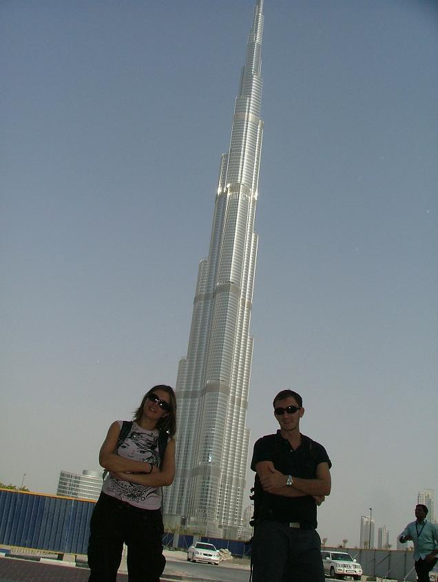Racconti di viaggio day 1 dubai - Dubai grattacielo piu alto ...