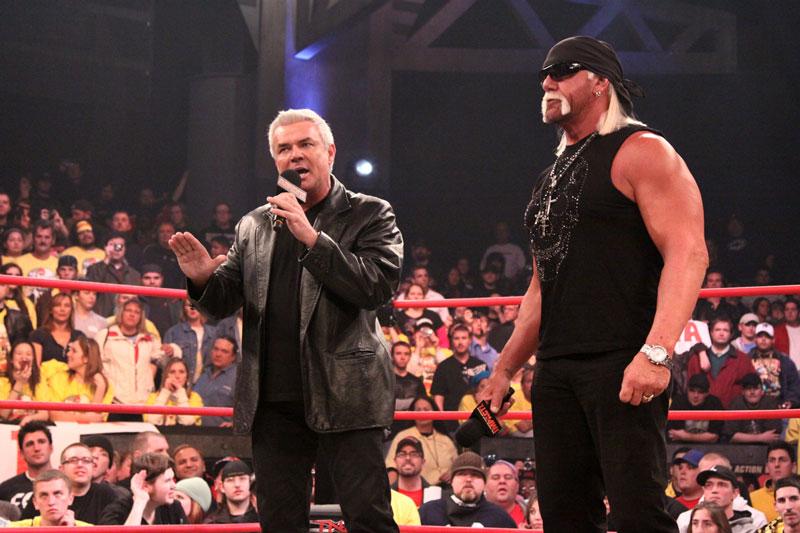 Eric Bischoff ataca a Ring of Honor Eric