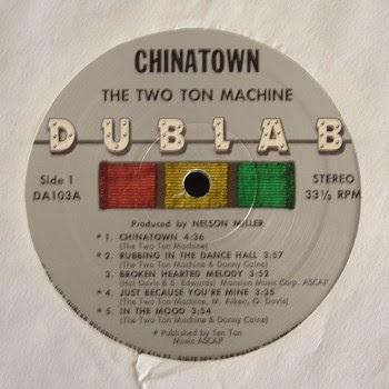 Two Tone Machine. dans Two Tone Machine 3944