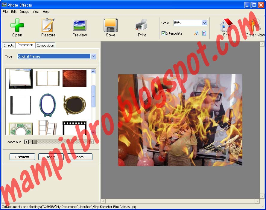 Ams photo effects v2.15 arn