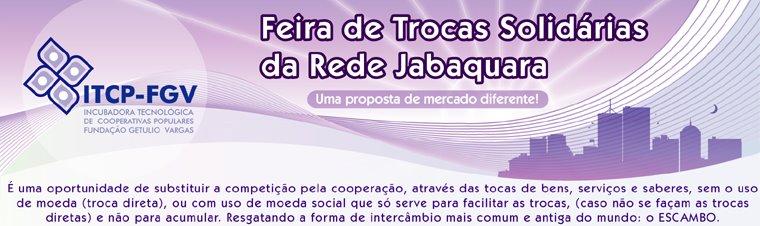 Feira de Trocas Solidárias da Rede Jabaquara