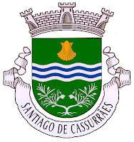 Brazão de Santiago de Cassurrães