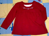 Jumping Beans Blouse (Red)