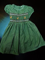 Smoked Dress Green Block