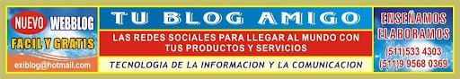 Tu Blog Amigo
