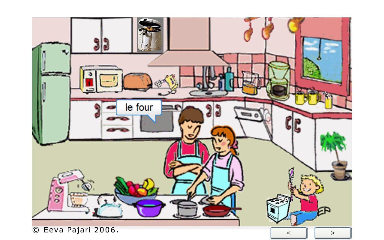 La t che dans le processus d enseignement apprentissage for Ustensiles de cuisine vocabulaire