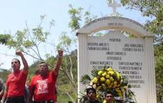 """28 JUNIO 2007 """"LA CCM DEL PT EN EL ANIVERSARIO DE LA MASACRE DE AGUAS BLANCAS"""""""