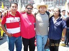 21 DE MARZO DEL 2009 2DA. ASAMBLEA CON AMLO