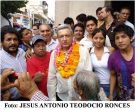 26 de Junio de 2010 Andres Manuel López Obrador en Guerrero